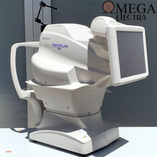 3D OCT-1 Maestro Topcon